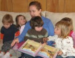 Storytelling with Toddlers
