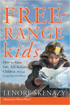 free range kids cover